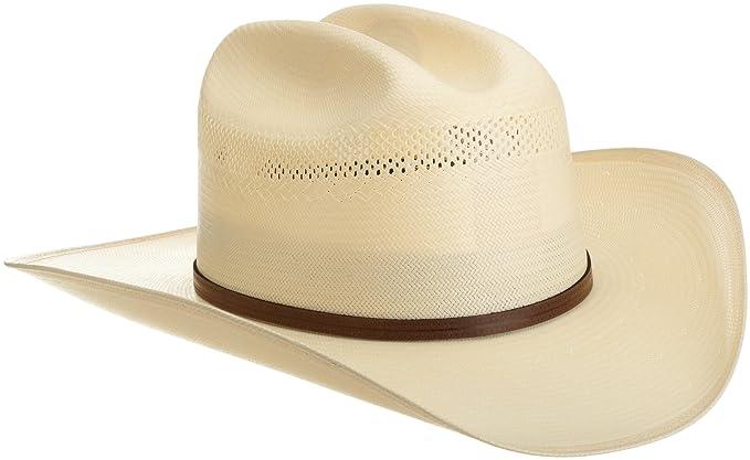 71aba1d87823 Resistol Men's Rusty Nail Hat, Natural, 6 3/4 at Amazon Men's Clothing  store: Cowboy Hats