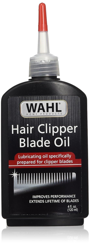 wahl hair clipper blade oil 4 oz 3310 300 ebay. Black Bedroom Furniture Sets. Home Design Ideas