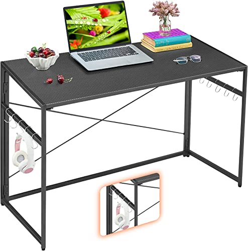 Mr IRONSTONE 39.4 Folding Computer Desk