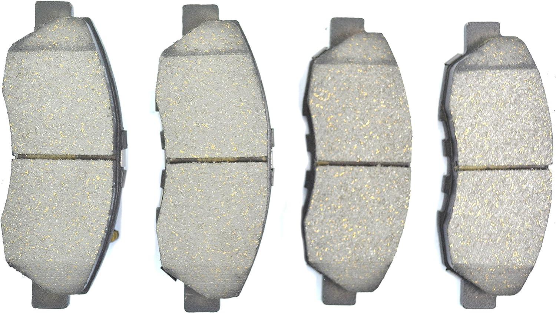 Dash4 MD515 Semi-Metallic Brake Pad