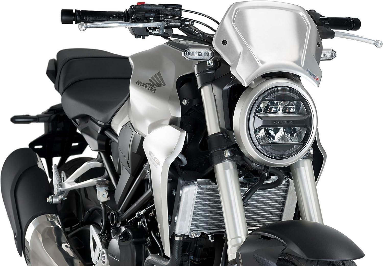 Puig Aluminium Frontal Plate 9802N CB125R Honda CB300R NEO Sports CAF/É 18-19