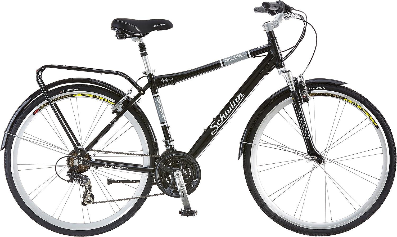 Schwinn Discover Hybrid Bike for Men 700 C