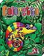 ABACUSSPIELE 08132 - Coloretto Jubiläumsausgabe, Kartenspiele