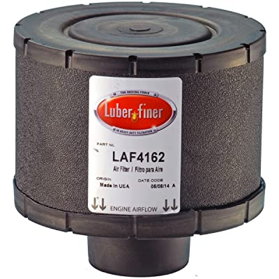 Luber-finer LAF4162 Heavy Duty Air Filter: Automotive [5Bkhe0912401]