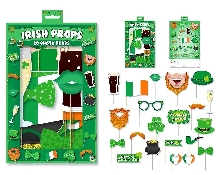 Lizzy® Deluxe St. Patrick \'s Day – Saint Patty \'s Day Irish Photo ...