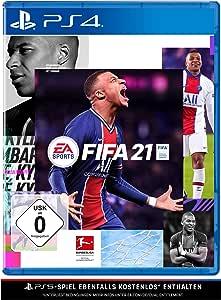 PS4 – FIFA 21 – [Tysk version]