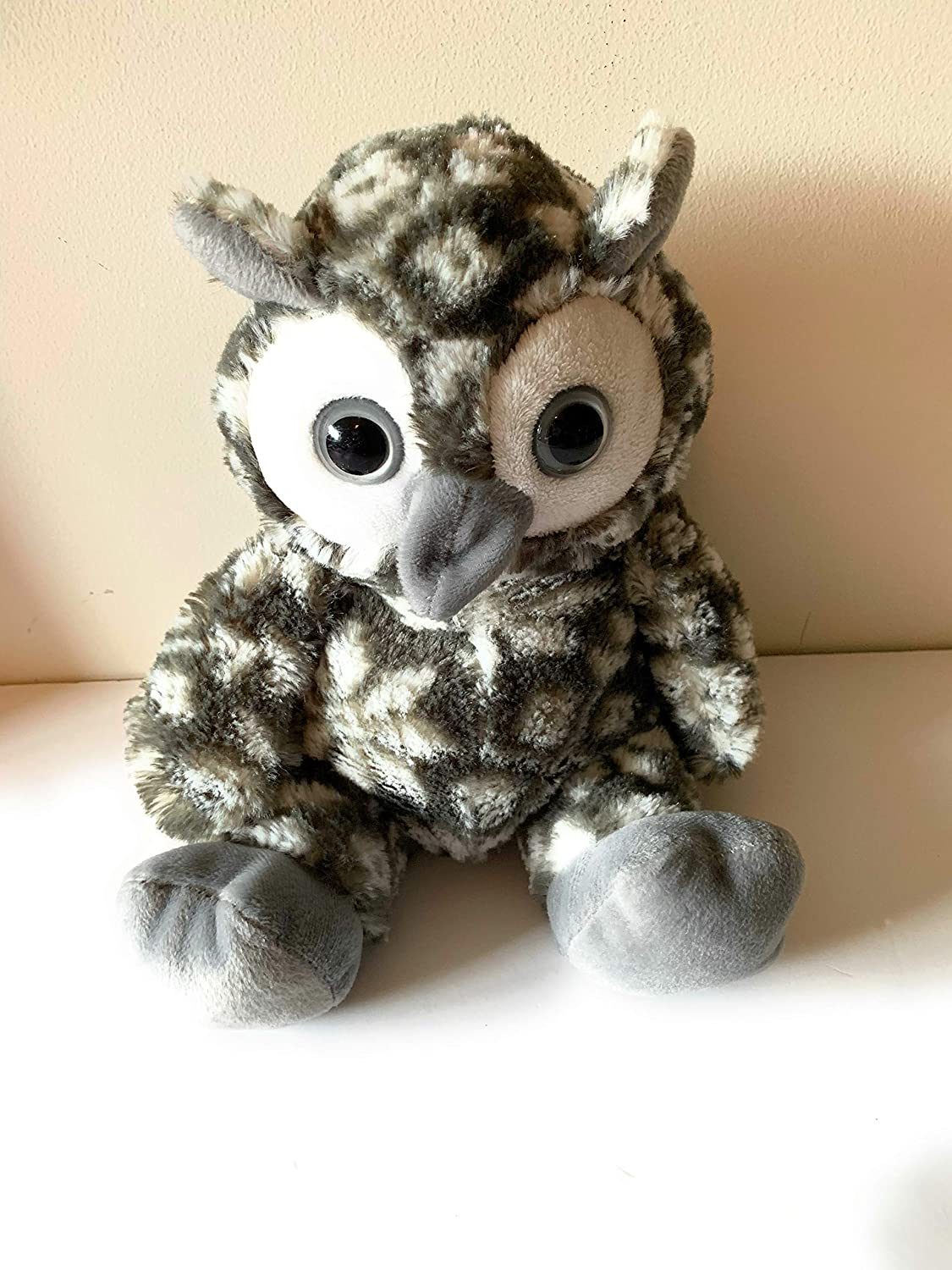 washable weighted buddy sensory sensory toy owl 3 lbs Weighted stuffed animal