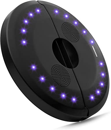 Medion E61070 Parasol Speaker With Leds Gazebo Speaker Bluetooth 4 1 20 Mood Lights With 7 Colours Remote Control Amazon Co Uk Hi Fi Speakers