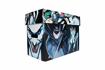 SD Toys SDTWRN21750 - Caja para DC Comics: Amazon.es: Oficina y papelería