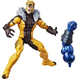 Marvel Figura de Acción Sabretooth X-Men, 6 Pulgadas