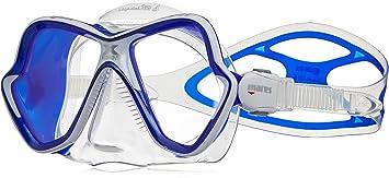 Vision schwarz Maskenband f/ür Tauchmaske Mares X