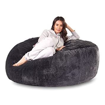 Lounge Pug Mammoth Sofa Sitzsack Xxl Riesen Sessle Schwarz