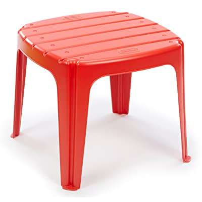 Little Tikes Garden Table, Red: Toys & Games