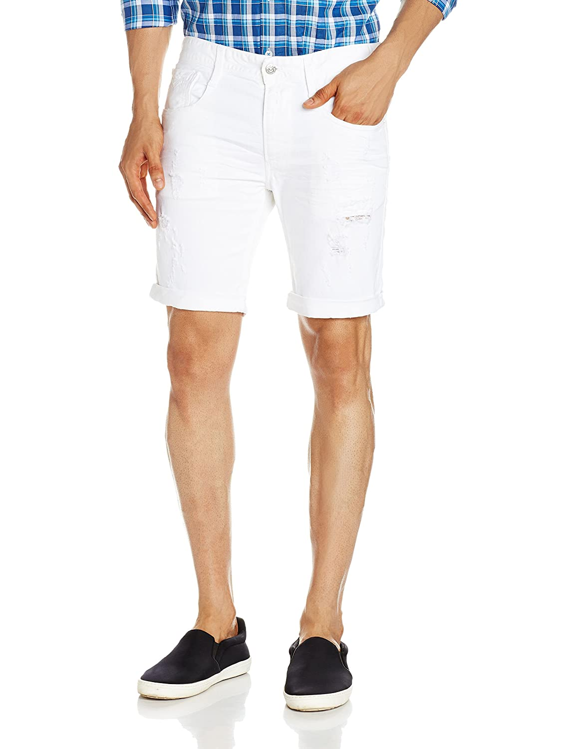 Replay Herren Shorts Shorts Anbass