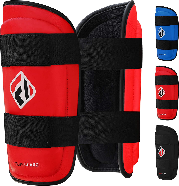 Mytra Fusion Shin Pad Shin Guard Shin Protector Kick Boxing Training Protection /& Workout