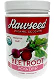 "Rawseed Organic Beet Root Powder ""Beta vulgaris"" 1 Lb with a High Nitrate Content. Non - Irradiated Non-sulfites - No Anti Caking Ingredients- Vegan - Gluten Free.Product of Egypt"