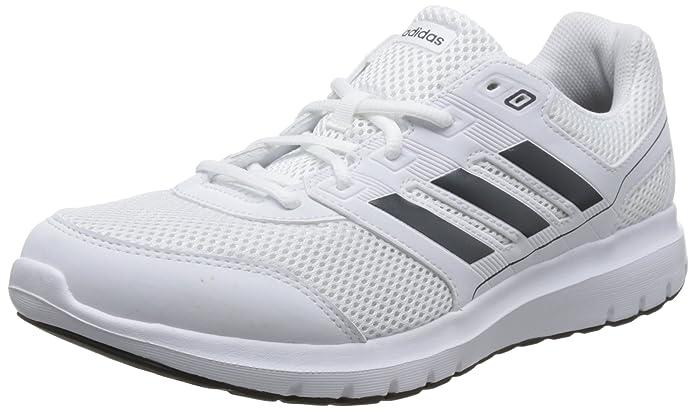 adidas Duramo LITE 2.0 Sneakers Herren Weiß mit schwarzen Streifen