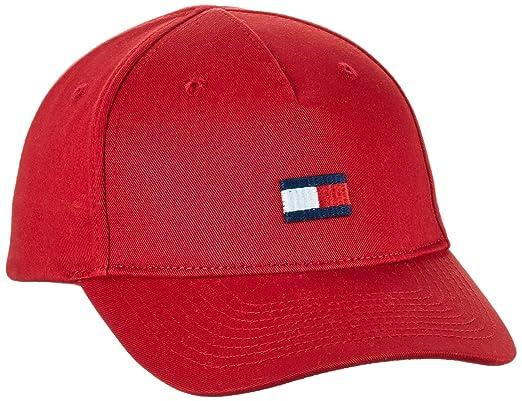 8c9b87a7d Image Unavailable. Image not available for. Colour: Tommy Hilfiger Boy's Big  Flag Cap ...