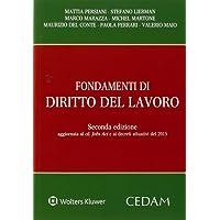 Fondamenti di diritto del lavoro
