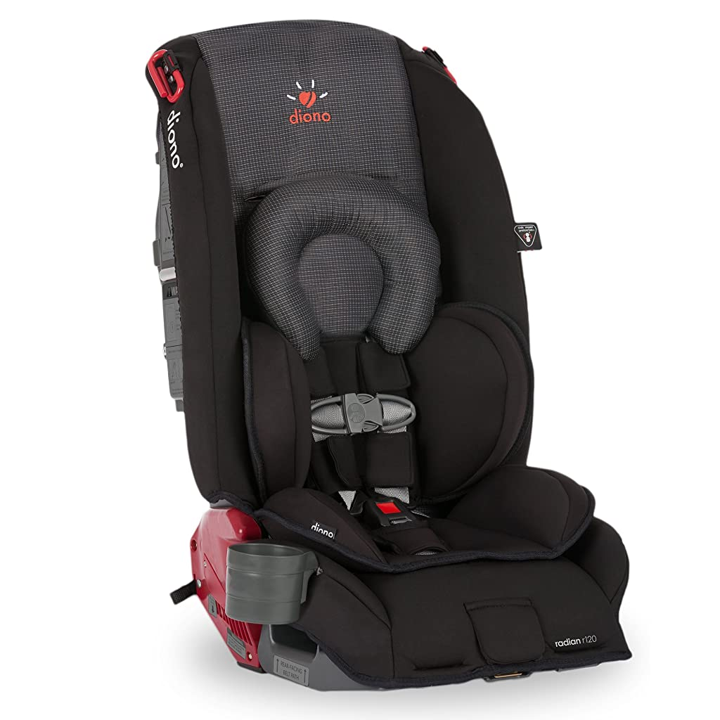 Diono Radian R120 All-In-One Convertible Car Seat, Twilight