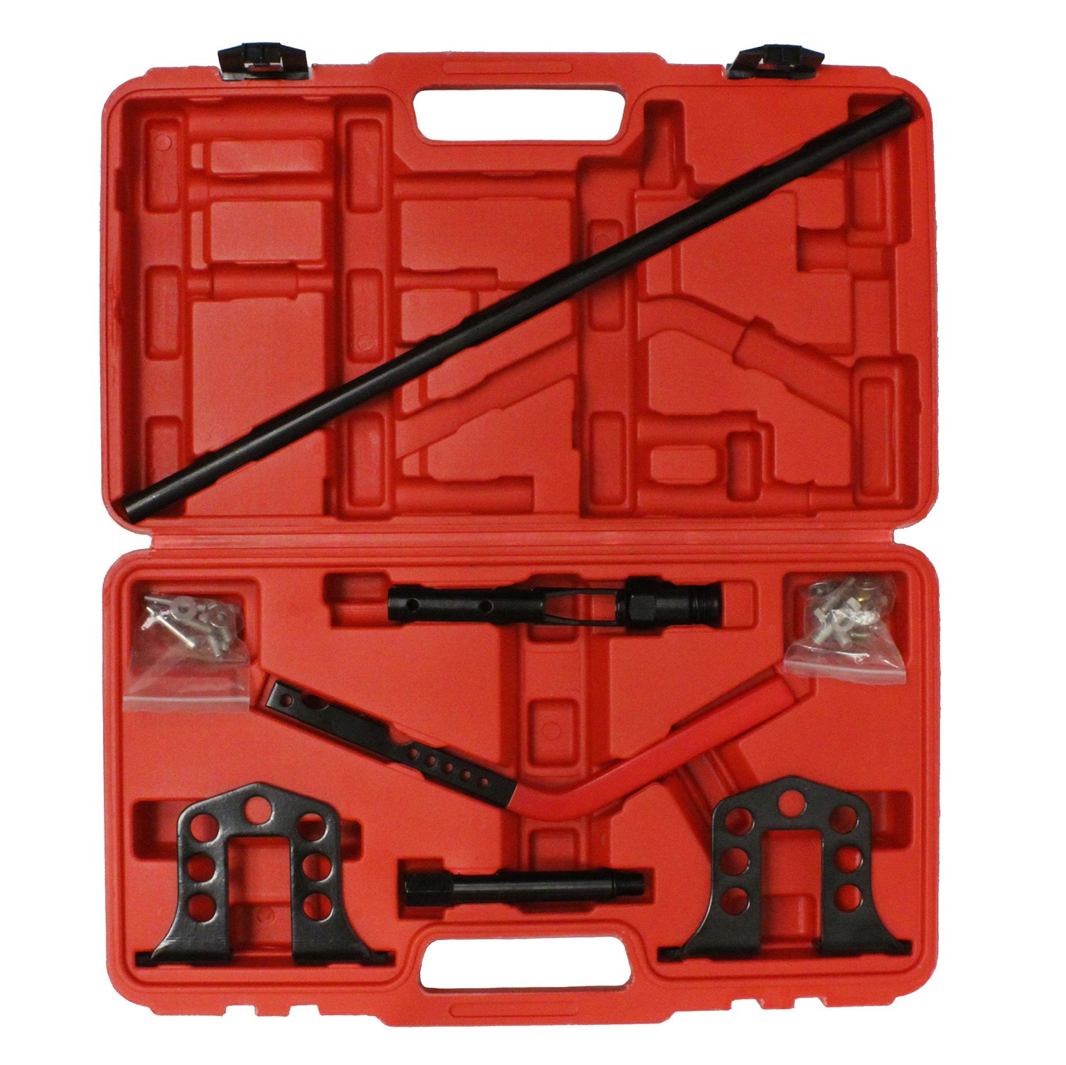 ABN Automotive Engine Overhead Valve Spring Tool Set – Remover, Installer, Compressor Kit for Ford, BMW, Honda, Toyota, VW by ABN (Image #5)