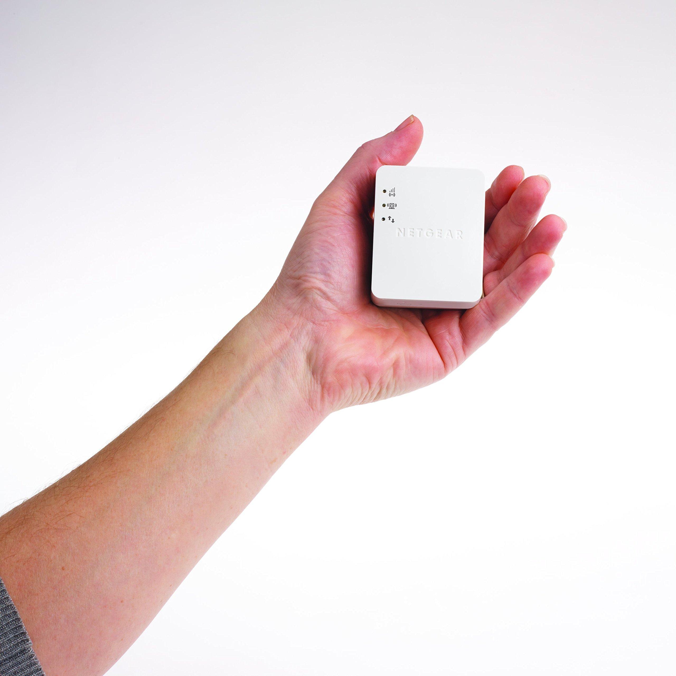 NETGEAR N150 Wi-Fi Range Extender for Mobile - Wall Plug Version (WN1000RP) by NETGEAR (Image #7)