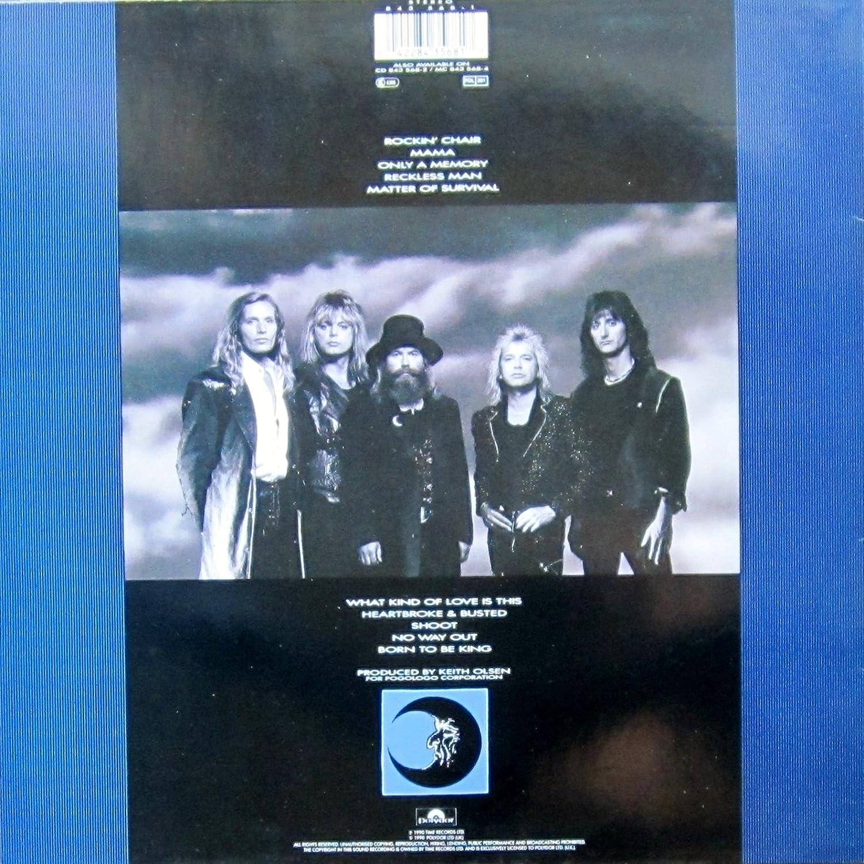 Magnum - Goodnight L.A. (1990) / Vinyl record [Vinyl-LP] - Amazon.com Music