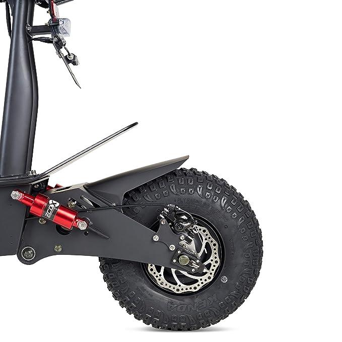 ECOXTREM Centauro - Patinete eléctricos con sillín de 3000W Brushless, 70km/h