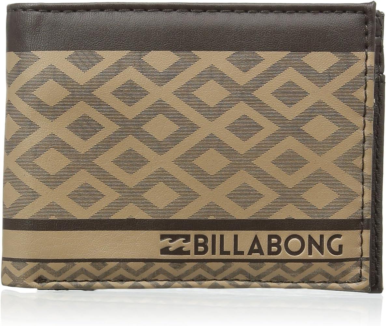 BILLABONG Spinner - Monederos para hombre