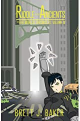 Riddle of the Ancients (The Freeworlds Chronicles Book 4) Kindle Edition