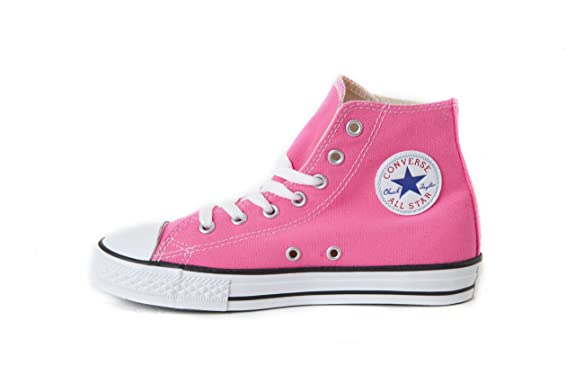Converse High Knockout Pink Youths 339780F Plimsolls for Women
