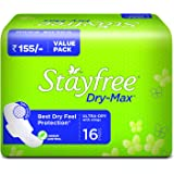 Stayfree Dry Max Ultra Dry (16 Count)