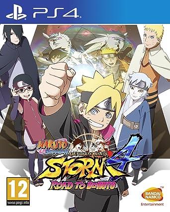 Naruto Shippuden Ultimate Ninja Storm 4: Road to Boruto (PS4