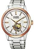 [シチズン] 腕時計 シチズン コレクション メカニカル クラシカルライン オープンハート NB4024-95A メンズ シルバー