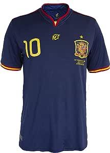 Camiseta oficial conmemorativa final Mundial Sudáfrica 2010 ...