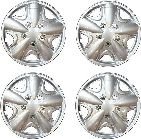 "15/"" Renault Clio,Kangoo,Modus..WHEEL TRIMS,COVERS,HUB CAPS,Quantity 4"