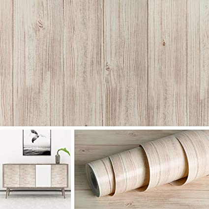 Livelynine 17 7 X276 Reclaimed Wood Contact Paper For