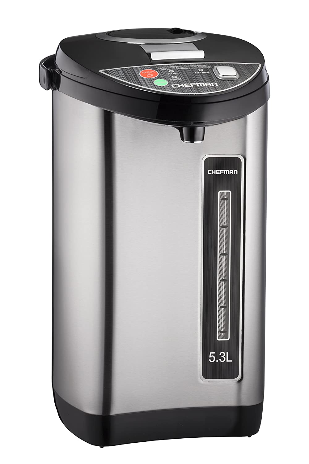 Electric Water Pot ~ Chefman rj ss l instant electric hot water pot ebay
