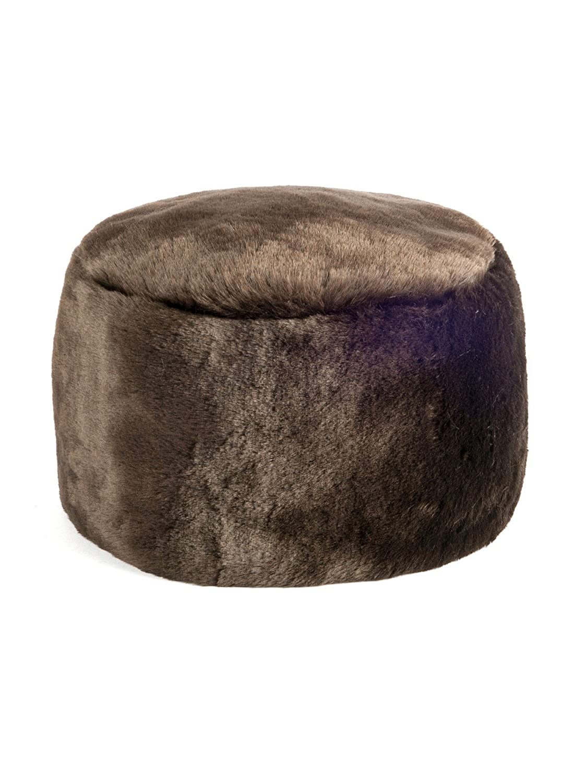 8cb36e2bb73 Futrzane Women s Fur Hat Russian Cossack Made of Faux Rabbit Fur ...
