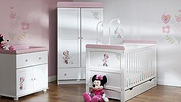 Disney Minnie Mouse 3 Möbel Kinderzimmer Set – Love Minnie ...