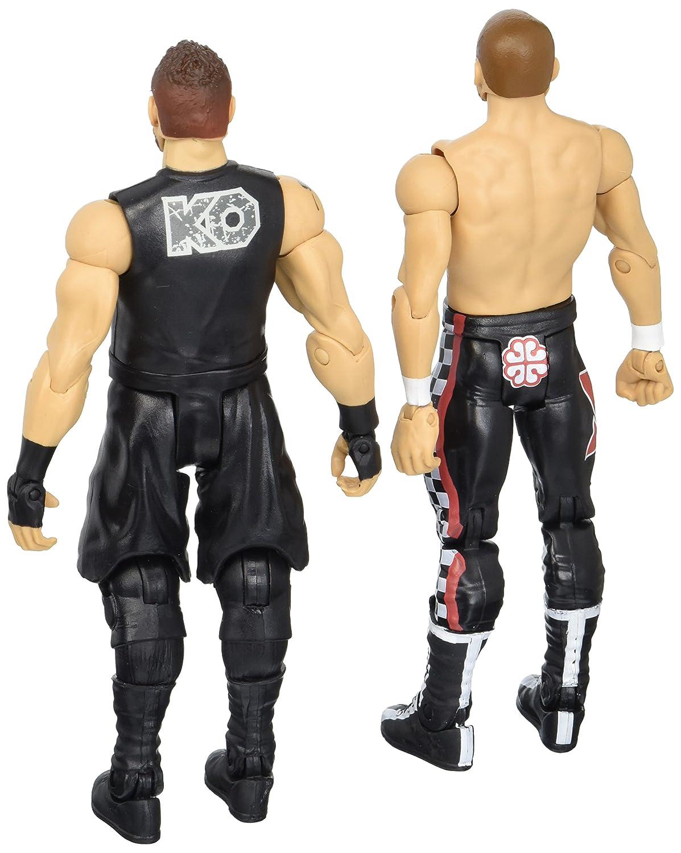 WWE Sami Zayne /& Kevin Owens Action Figure Mattel DXG31 2 Pack