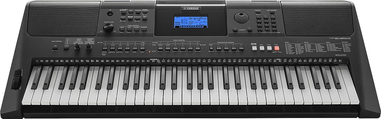 Yamaha PSR-E453 - Teclado electrónico portátil con 61 teclas ...