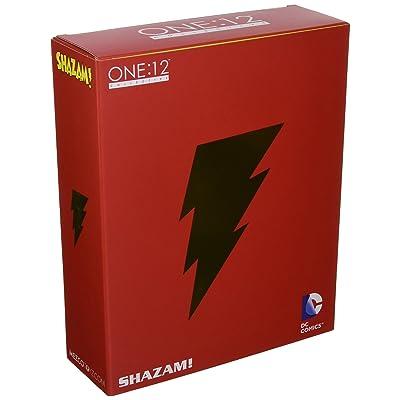 Mezco DC Comics One:12 Collective Shazam Action Figure: Toys & Games