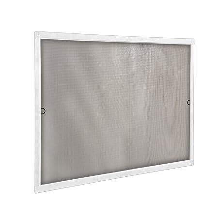 JAROLIFT Insektenschutz Spannrahmen SlimLine für Fenster 60 x 150cm in weiß