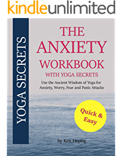 Amazon.com: The Yoga-CBT Workbook for Anxiety: Total Relief ...