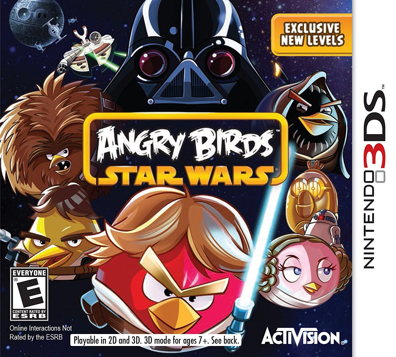 Amazon angry birds star wars 3ds voltagebd