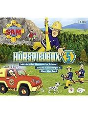 Feuerwehrmann Sam - Hörspiel Box 5
