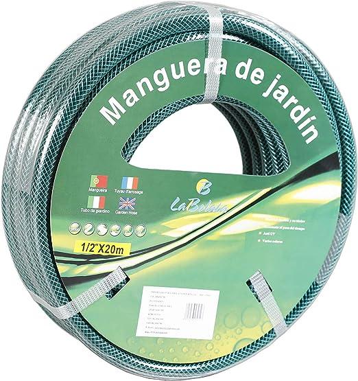 thesecrethome.es Manguera Jardin 1/2X20: Amazon.es: Jardín