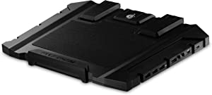 CM Storm SF-15 - Gaming Laptop Cooling Pad with 160mm Fan and Retractable Feet