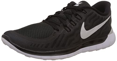 release date d78cf 86248 Nike Men s Free 5.0 Black,White,Dark Grey,Cool Grey,Wolf Grey